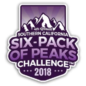 so cal six pack of peaks challenge, six pack of peaks challenge, hiking challenges