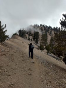 hiking mount baden-powell, six pack of peaks southern california,