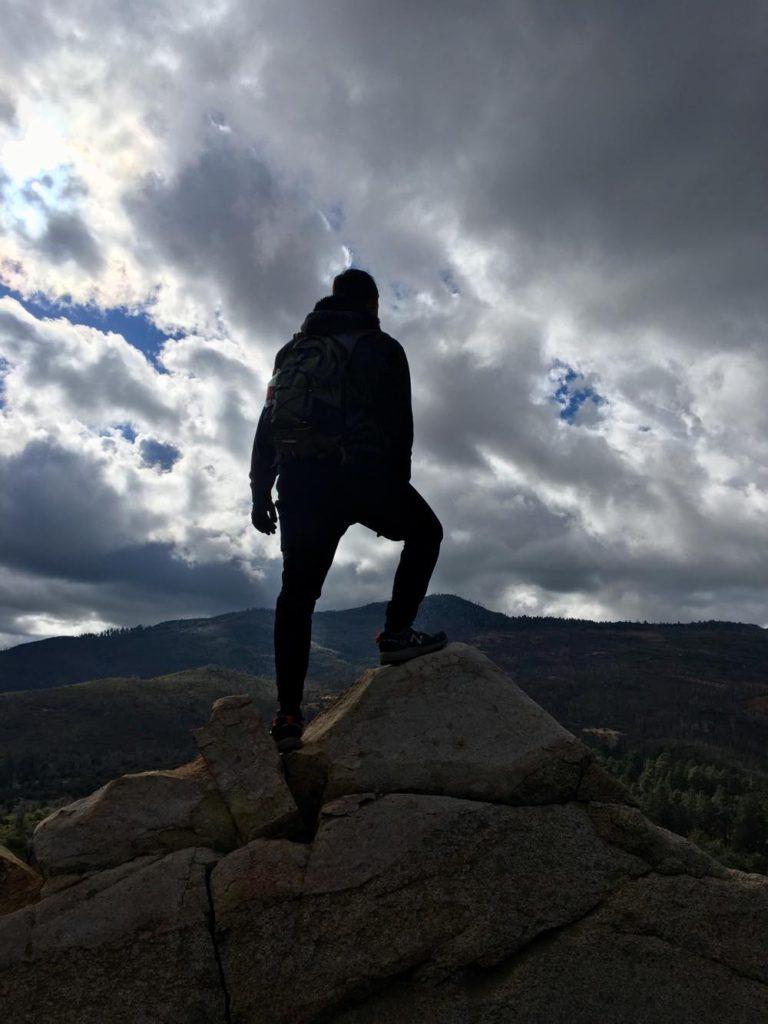Stonewall Peak, Cuyamaca Peak, Hiking