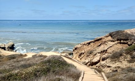 Cabrillo Coastal Trail