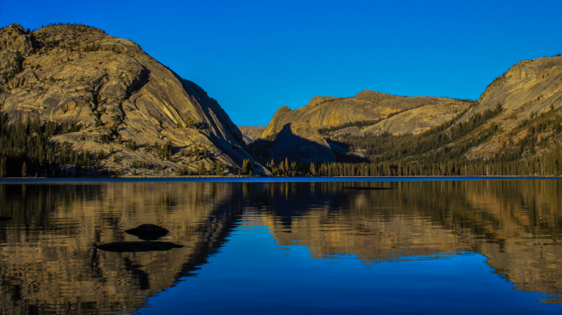 Tenaya Lake, Hiking, Trail, Yosemite National Park, Clouds Rest, Photography