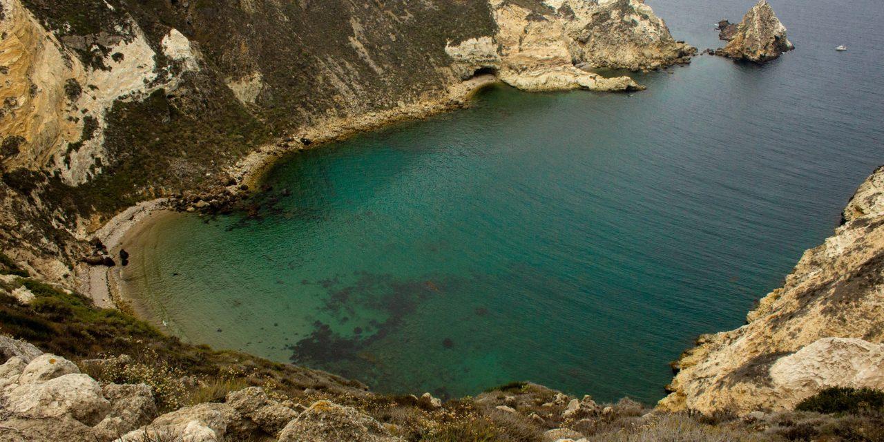 Cavern Point and Potato Harbor Trail