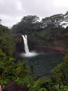 Rainbow Falls, Big Island, Hawaii, Hiking, Hilo
