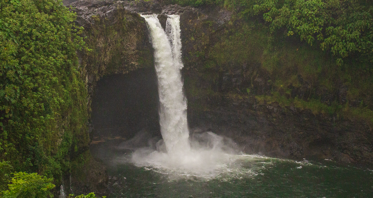 Rainbow Falls and Boiling Pots Hiking Guide