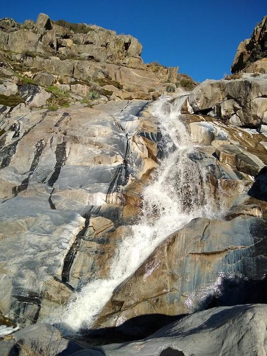Kitchen Creek Falls, Hiking, San Diego, Trail guides