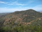 Mission Trails Regional Park, Five Peak Challenge, Pyles Peak
