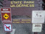 Suicide Rock Hiking Trail Guide
