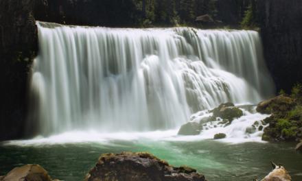 McCloud Falls Trail