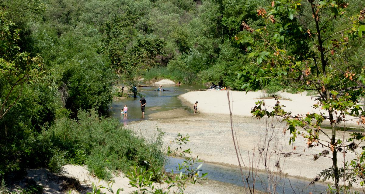 Santa Margarita River Trail Preserve