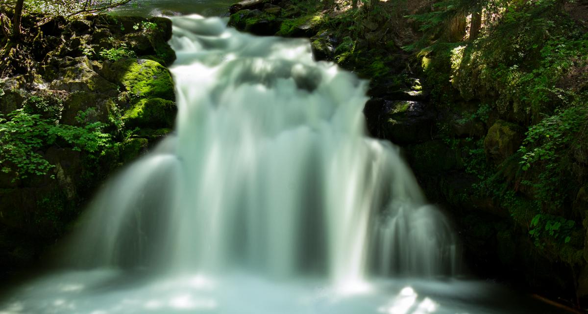 Whitehorse Falls – Umpqua National Forest