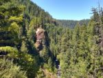Toketee Falls Hiking Guide, Clearwater, Oregon, Umpqua National Forest, North Umpqua River