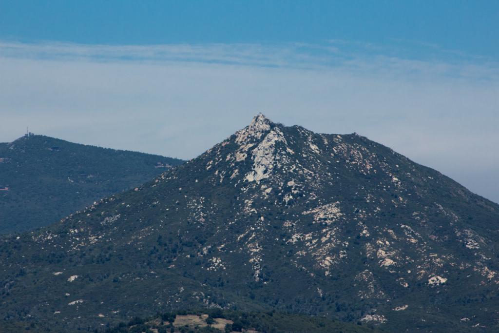 Oakzanita Peak Hiking Trail Guide, Cuyamaca Rancho State Park