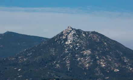 Stonewall Peak – Cuyamaca Rancho State Park