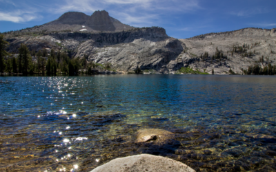 May Lake – Yosemite National Park