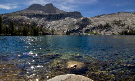 May Lake – Yosemite National Park