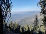 Big Baldy Hiking Trail, Sequoia National Park, Kings Canyon National Park