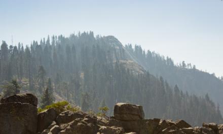Big Baldy Ridge