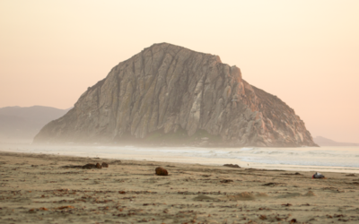 Morro Rock – Morro Bay, California