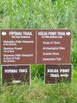 Pipiwai Trail and Waimoku Falls Hiking Trail Guide, Haleakala National Park, Kipahulu District