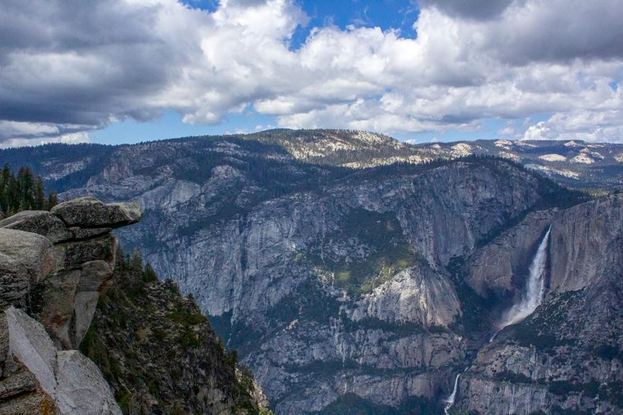 Glacier Point – Yosemite National Park